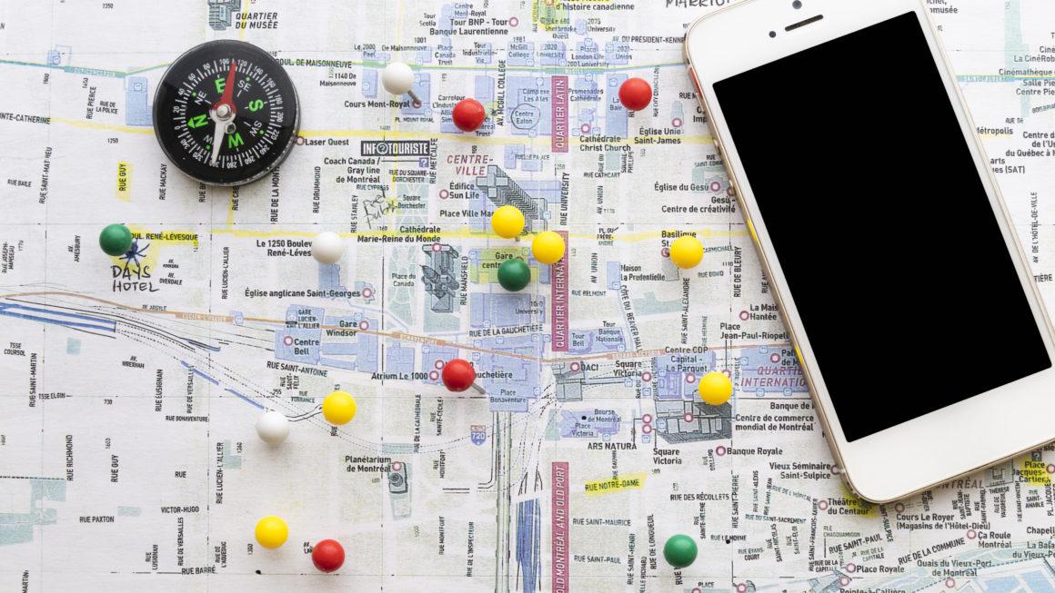 System Identyfikacji Miejskiej, czyli jak dobrze znaleźć drogę.